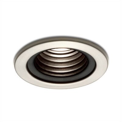 "WAC Lighting 3"" Low Voltage Mini Recessed Trim with Baffle"