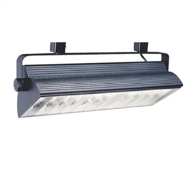 WAC Lighting 1 Light Wall Washer Track Head