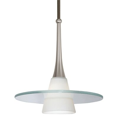 WAC Lighting Contemporary 1 Light Obo Flexrail Line Voltage Pendant