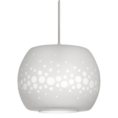 WAC Lighting Americana 1 Light Pura Line Voltage Pendant