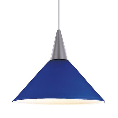WAC Lighting Contemporary 1 Light Lisa Flexrail1 Pendant