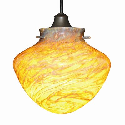 WAC Lighting Pacific Northwest 1 Light Rock Flexrail1 Pendant