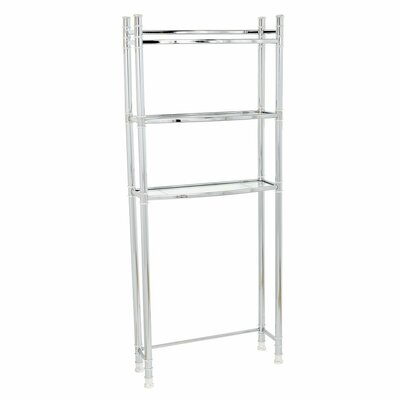 "Zenith Products 25.5"" x 60.75"" Bathroom Shelf"