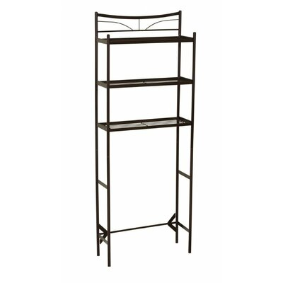 "Zenith Products 65"" x 24.5"" Bathroom Shelf"