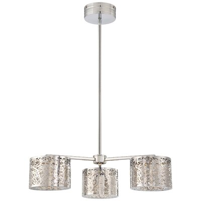 George Kovacs by Minka Hidden Gems 3 Light Mini Chandelier