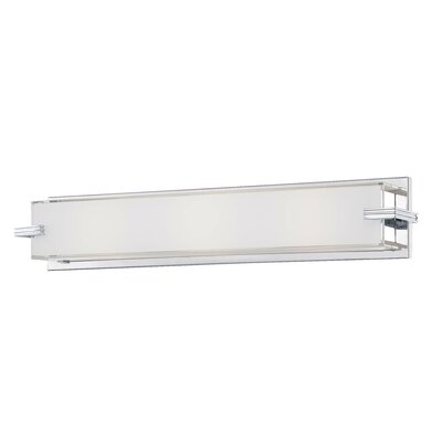 George Kovacs Cubism 3 Light Bath Vanity Light Reviews Wayfair