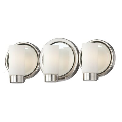 George Kovacs by Minka Next Port 3 Light Bath Vanity Light