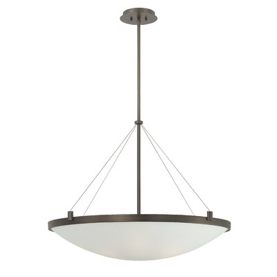George Kovacs by Minka 6 Light Inverted Pendant