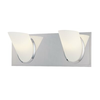 George Kovacs 2 Light Vanity Light