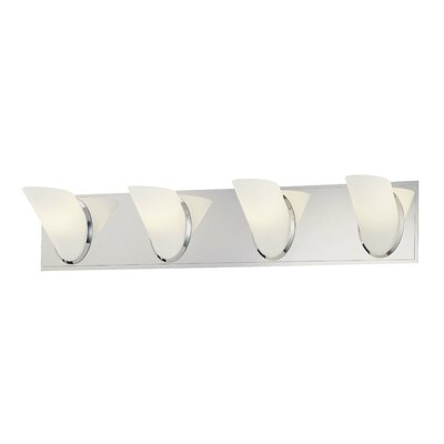 George Kovacs by Minka 4 Light Vanity Light