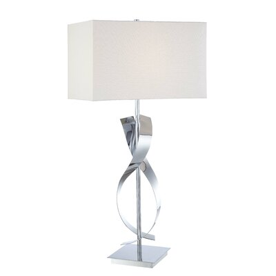 "George Kovacs by Minka Portables 25"" H 1 Light Table Lamp"