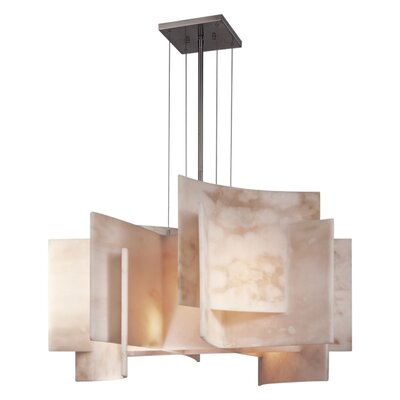 George Kovacs 5 Light Chandelier
