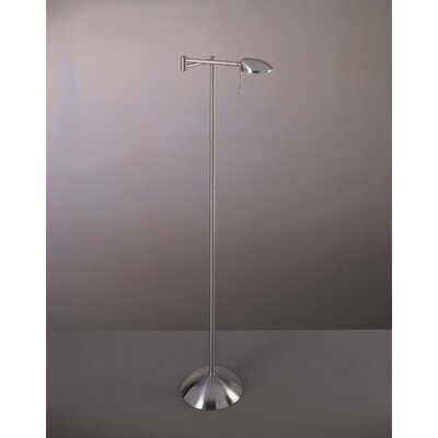 "George Kovacs by Minka George's Reading Room 47"" Floor Lamp"