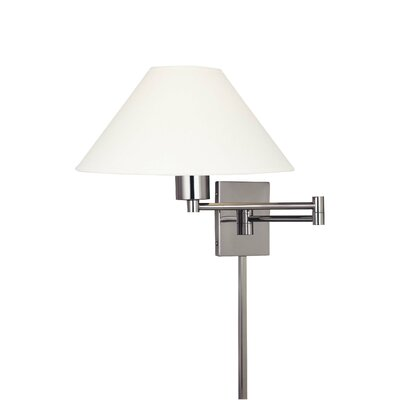 George Kovacs by Minka Boring Swing Arm Wall Lamp