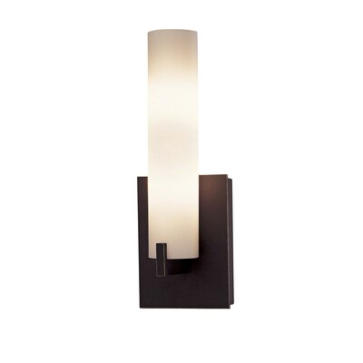 "George Kovacs by Minka 13.25"" Wall Sconce in Painted Restoration Bronze"