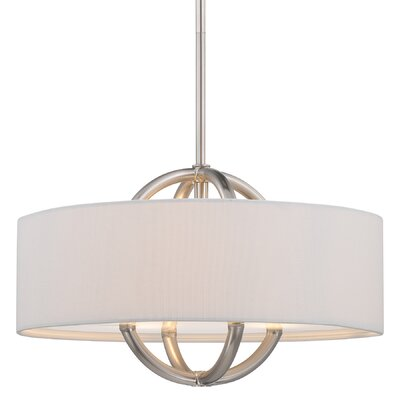 George Kovacs by Minka 3 Light Drum Pendant