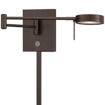 George Kovacs by Minka 1 Light LED Swing Arm Wall Lamp