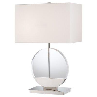 "George Kovacs by Minka 26.5"" H 2 Light Table Lamp"