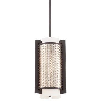 Mainly Mesh 1 Light Pendant