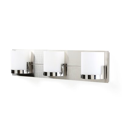 <strong>George Kovacs by Minka</strong> 3 Light Vanity Light