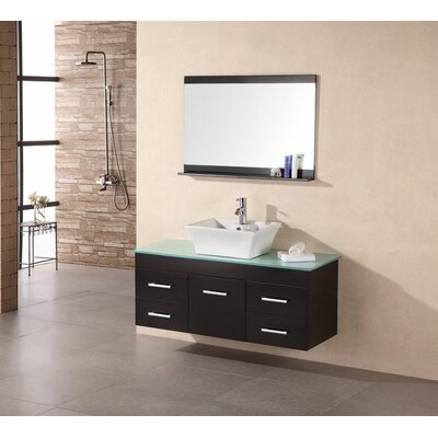 "Design Element Madrid 48"" Single Sink Vanity Set"