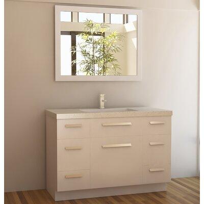 "Design Element Moscony 48"" Single Sink Vanity Set"