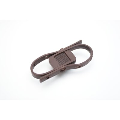 Rhoost Sling Cabinet Closure in Brown (Pack of 4)
