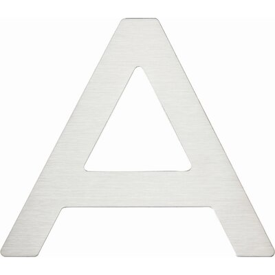 "Atlas Homewares 4"" Paragon House Letters"