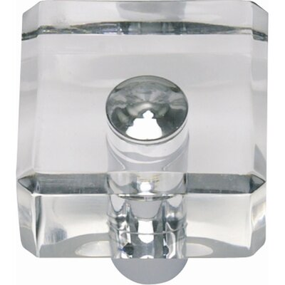"Atlas Homewares Optimism 1.25"" Square Knob"