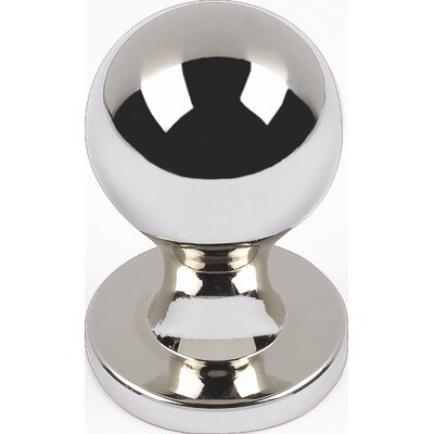 "Atlas Homewares Successi Nipple 0.75"" Round Knob"