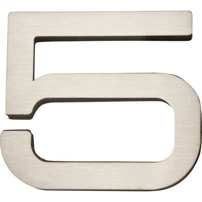 "Atlas Homewares 4"" Paragon House Numbers"