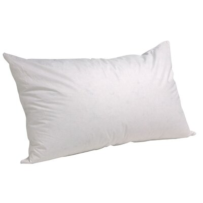 Deluxe Comfort Down Alternative Allergy Free Pillow