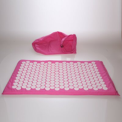 Deluxe Comfort Acupuncture Mat with Bag