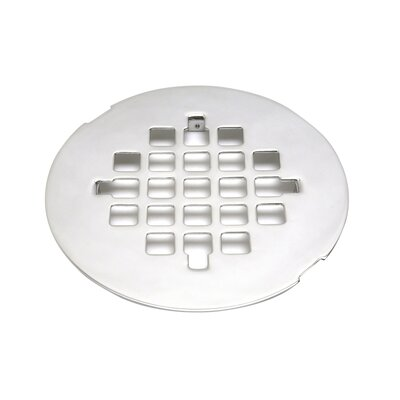 "Mountain Plumbing 2.87"" Grid Shower Drain"