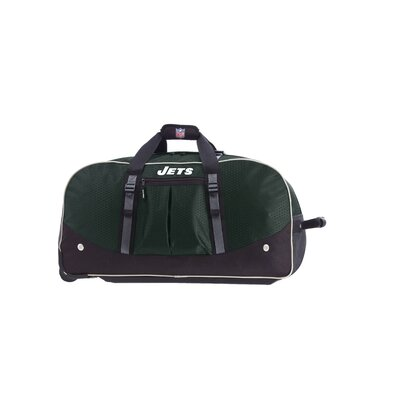 "Athalon Sportgear NFL 35"" 2-Wheeled Travel Duffel"
