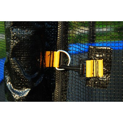 Aosom LLC 12' Trampoline Safety Net Enclosure