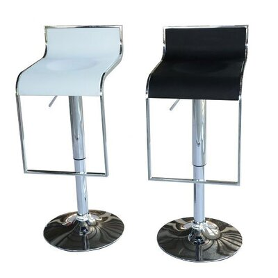 Aosom Classic Design Pub Barstools (Set of 2)