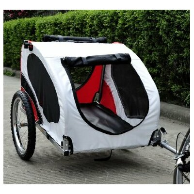 Sport Dog Pet Bike Trailer