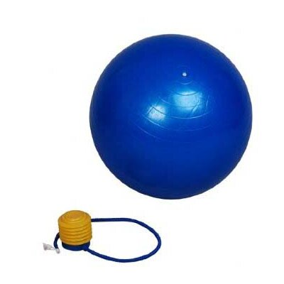 Exercise Fitness Ball with Foot Pump