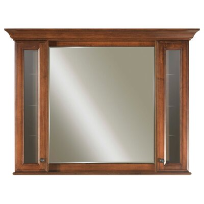 "Water Creation Spain Matching Medicine Cabinet with Mirror for 48"" Vanity"