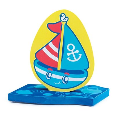 Munchkin Marine Adventures Bath Tub Foam Playset