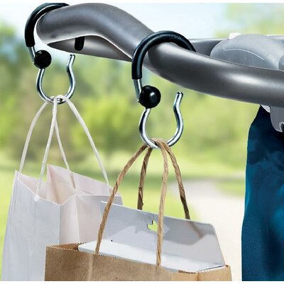 Munchkin Stroller Swivel Hooks