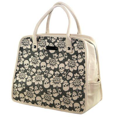 Loungefly Skull Tote Bag