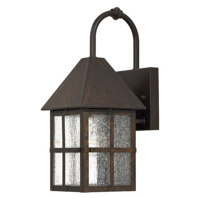 Great Outdoors by Minka Townsend Outdoor Wall Lantern
