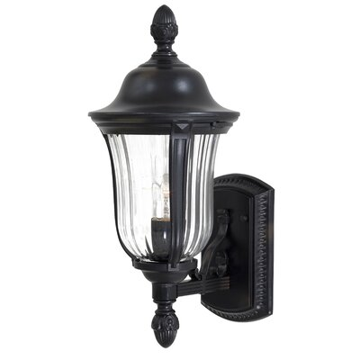 Great Outdoors by Minka Morgan Park Outdoor Wall Lantern