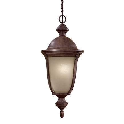 Great Outdoors by Minka Ardmore 1 Light Outdoor Chain Hanging Lantern