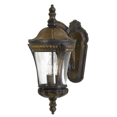 Great Outdoors by Minka Kent Place Large Outdoor Wall Lantern