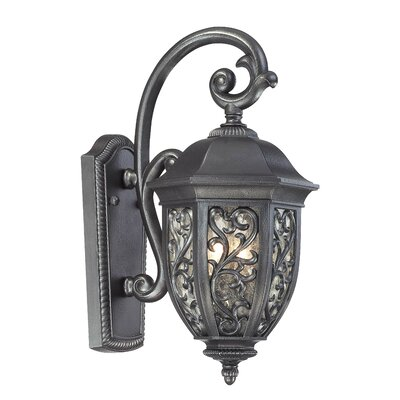 Wayfair External Wall Lights : Great Outdoors by Minka Allendale Park 2 Light Outdoor Wall Lighting & Reviews Wayfair