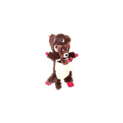 Charming Pet Products Pouch Mates Dog Toy Tasmanian Devil