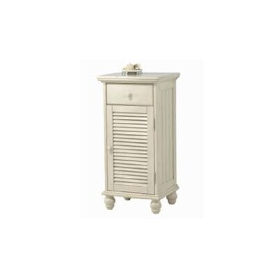 "Foremost Cottage 17"" x 35"" Free Standing Cabinet"